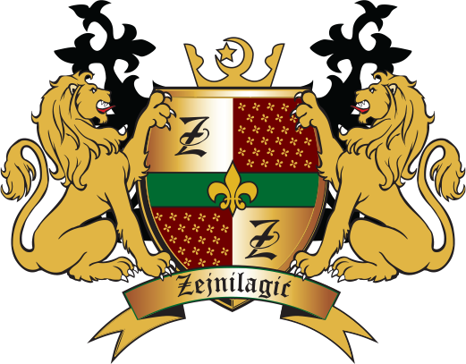 zejnilagic Family Coat of Arms